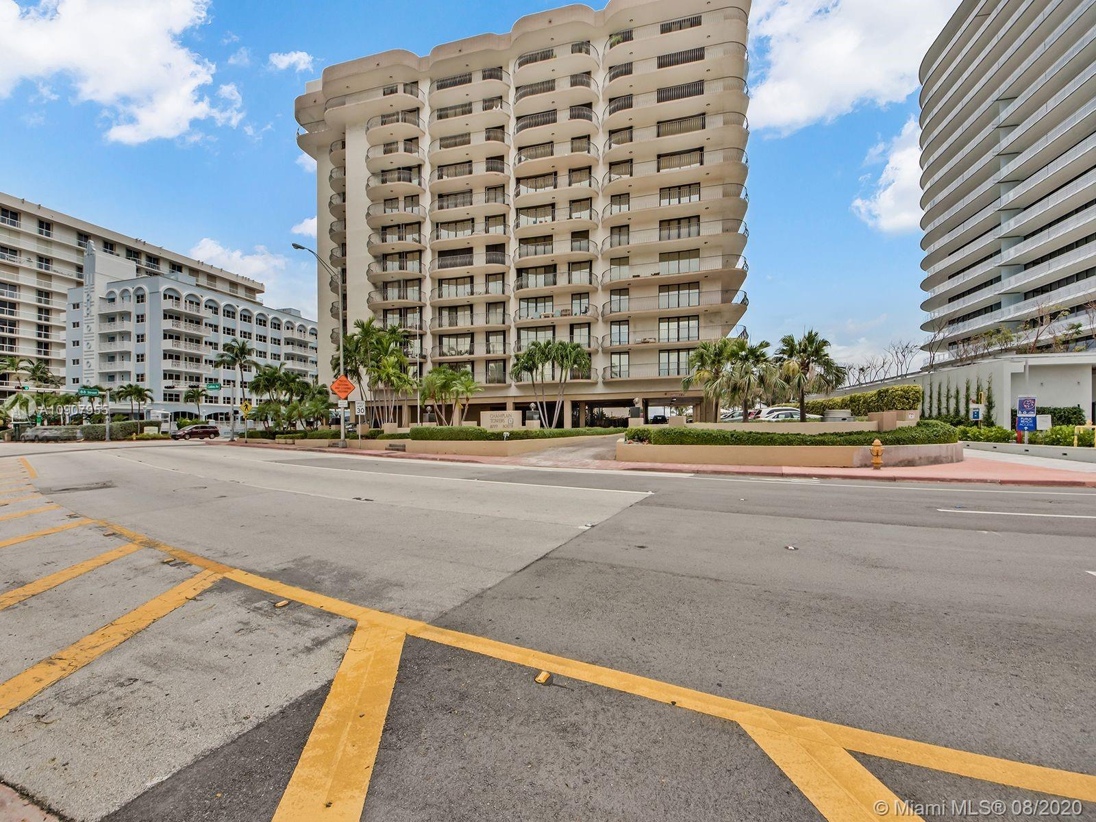 8777  Collins Ave #610 For Sale A10907955, FL