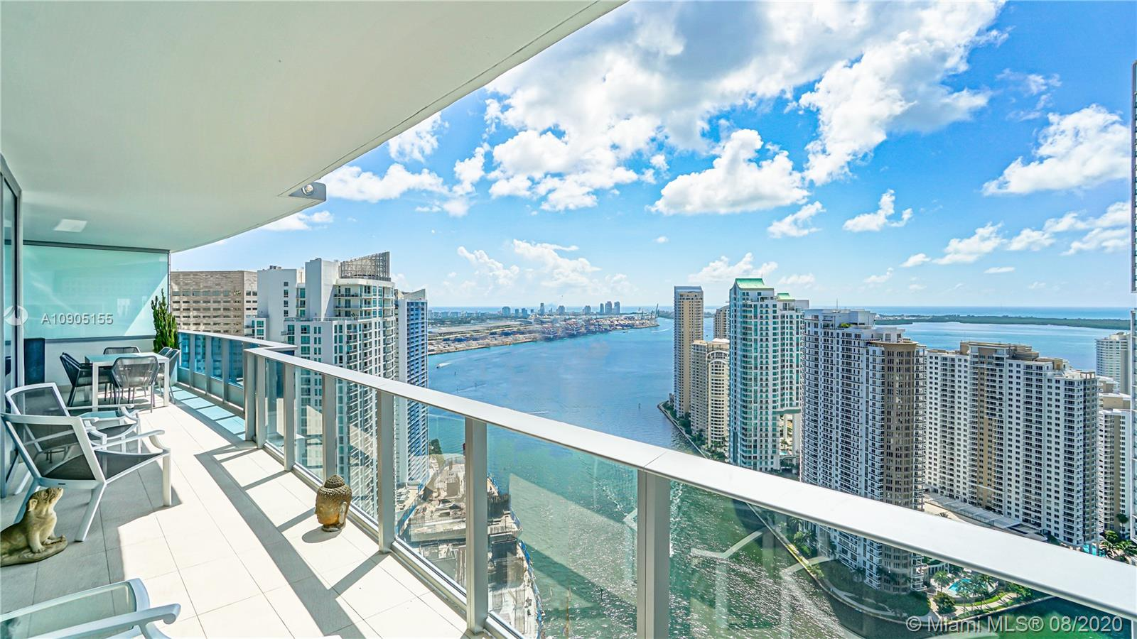 200  Biscayne Boulevard Way #4307 For Sale A10905155, FL