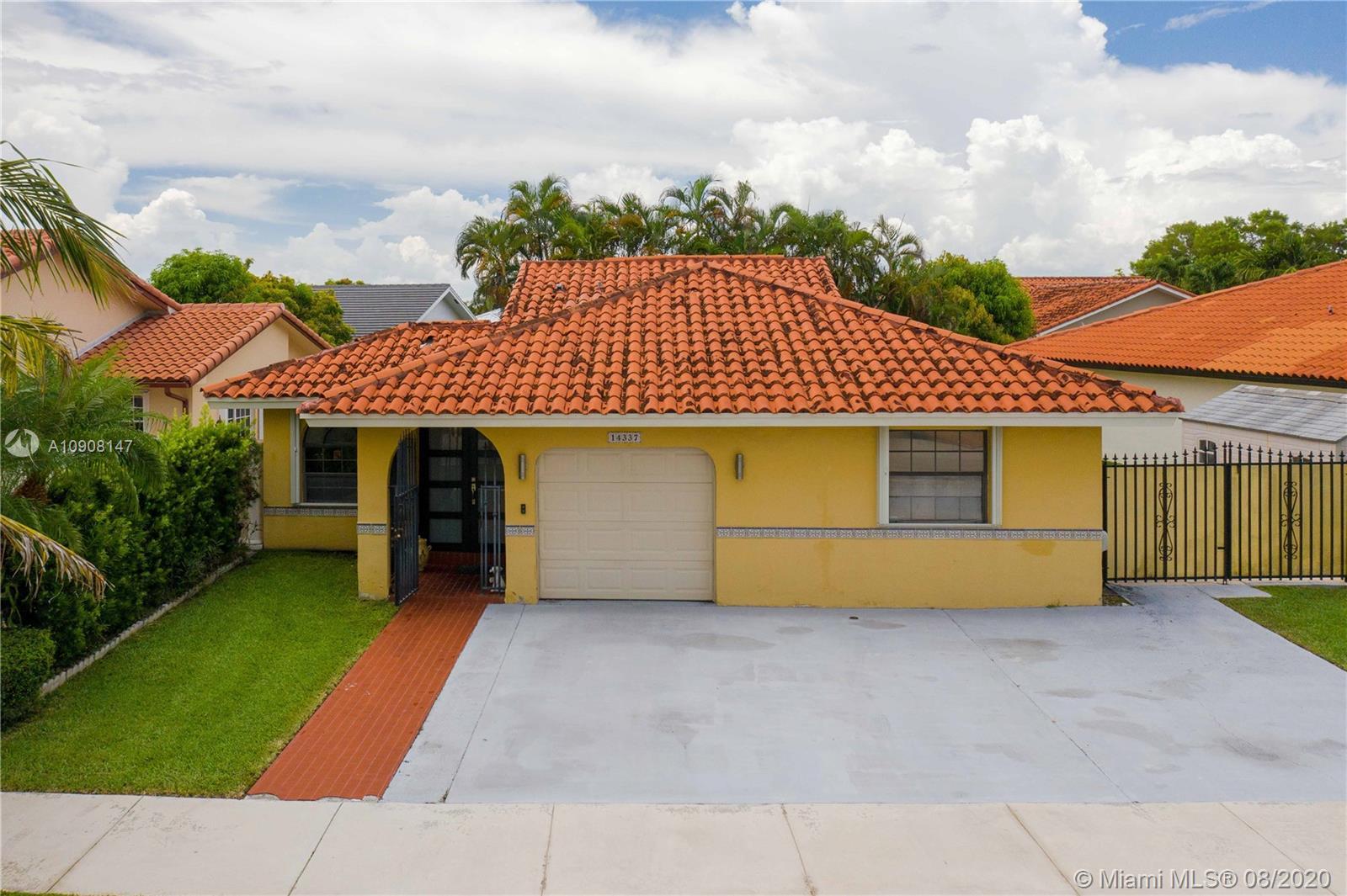 14337 SW 51st St, Miami FL 33175