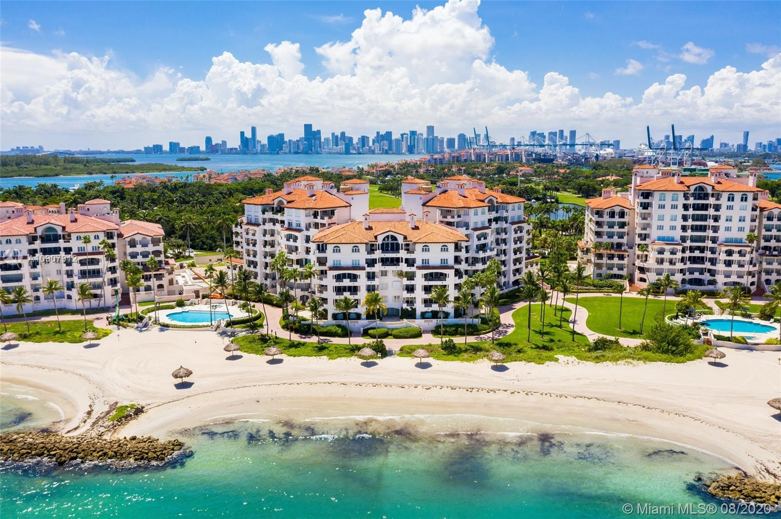 7942  Fisher Island Dr #7942 For Sale A10907912, FL