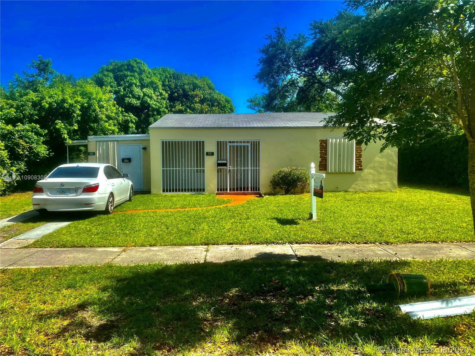 951 NE 141  For Sale A10908308, FL