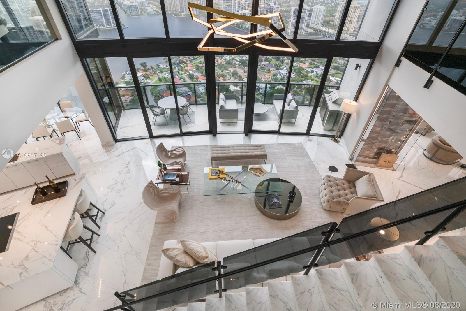 18555  Collins Ave #4204 For Sale A10907190, FL
