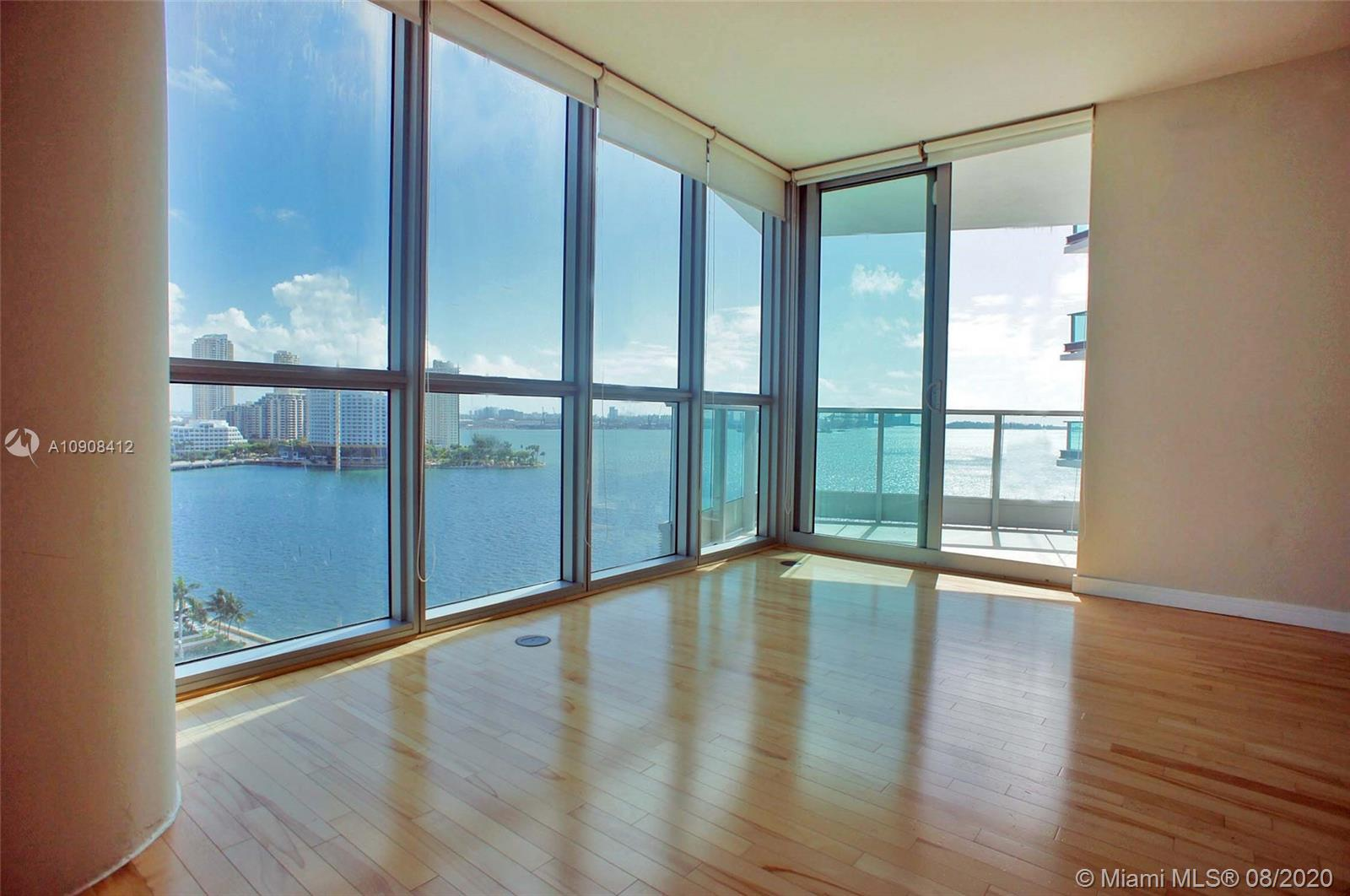 Jade Brickell.  Luxurious, high-end, smart building. Breathtaking ocean and skyline views. Marble floors, Italiancabinetry, Resort style amenities. 2 balconies. Elevator opens directly to your unit. Walking distance to shops, nightlife and entertainment. 15 minutes drive to South Beach and Key Biscayne Beaches. Must see!
