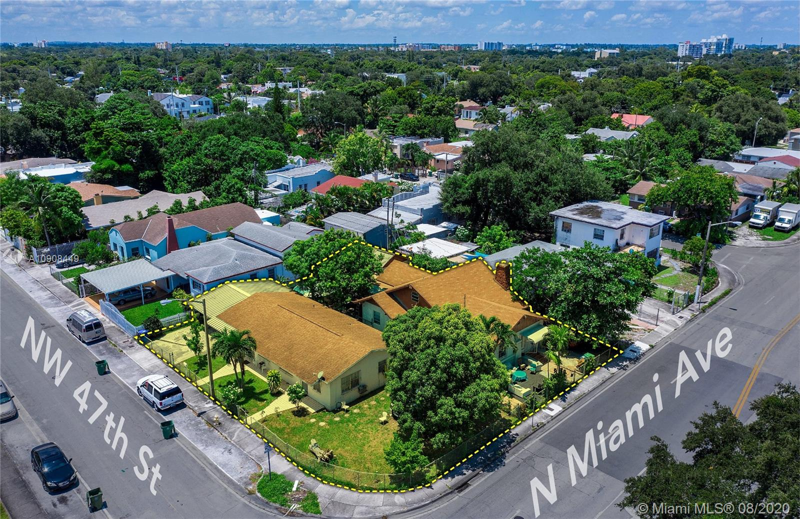 Details for 4702 Miami Ave- 1 Nw 47th St, Miami, FL 33127