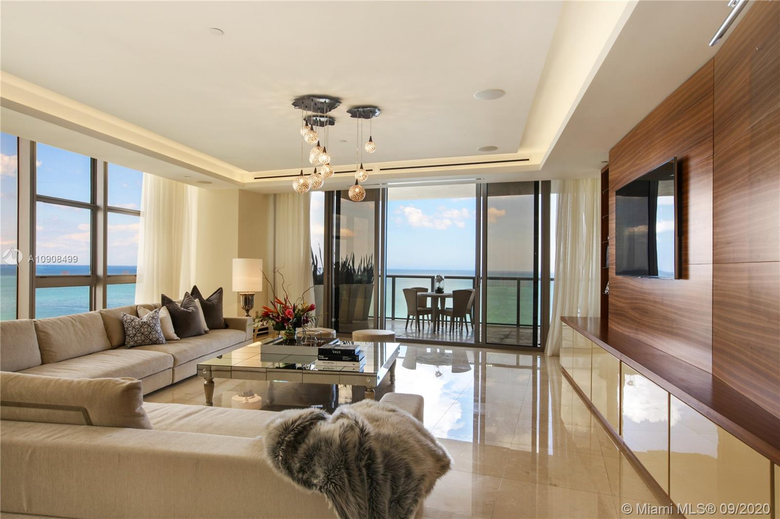 9705  Collins Ave #1001N For Sale A10908499, FL