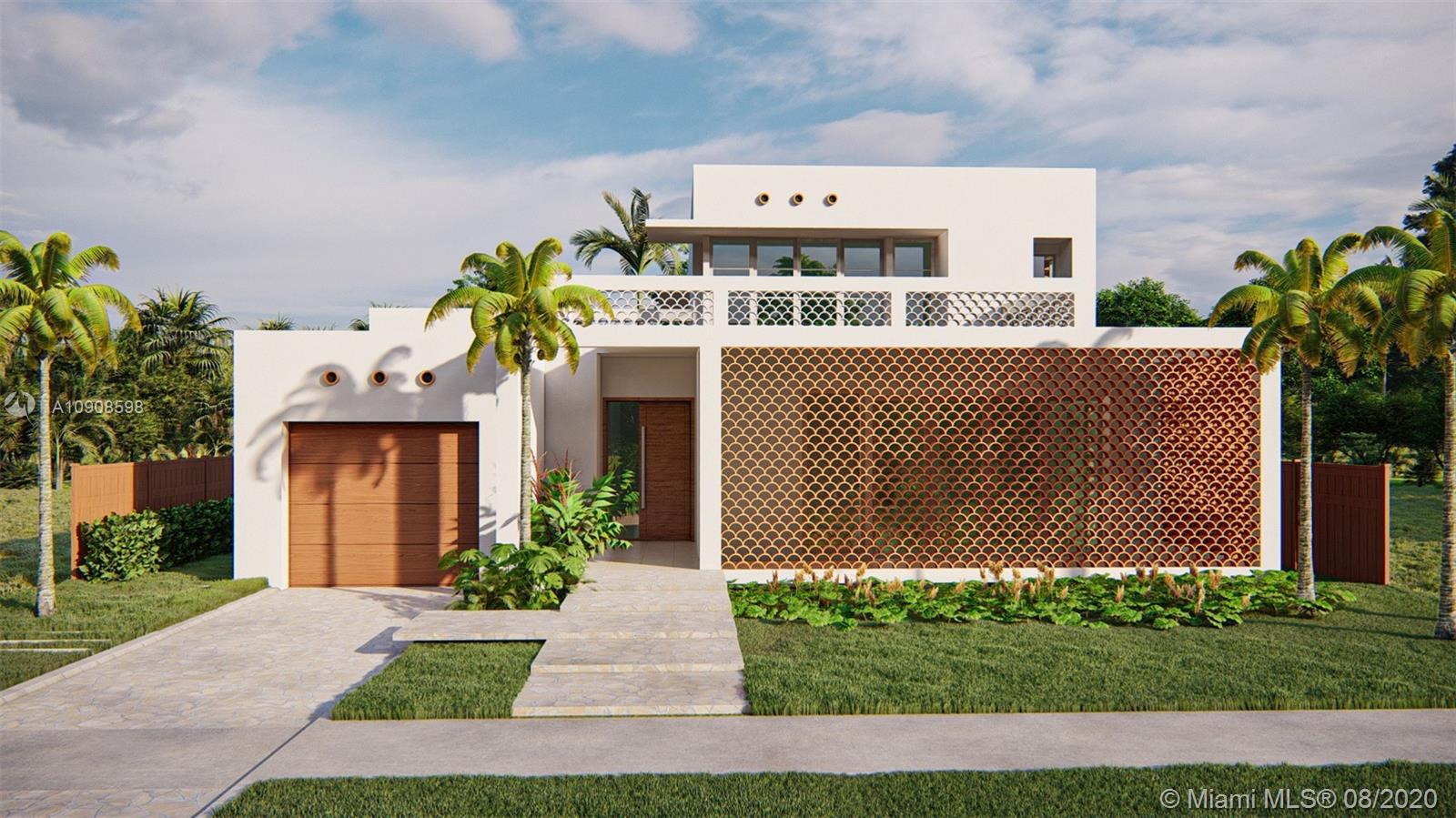 545 NE 55th  Terrace  For Sale A10908598, FL
