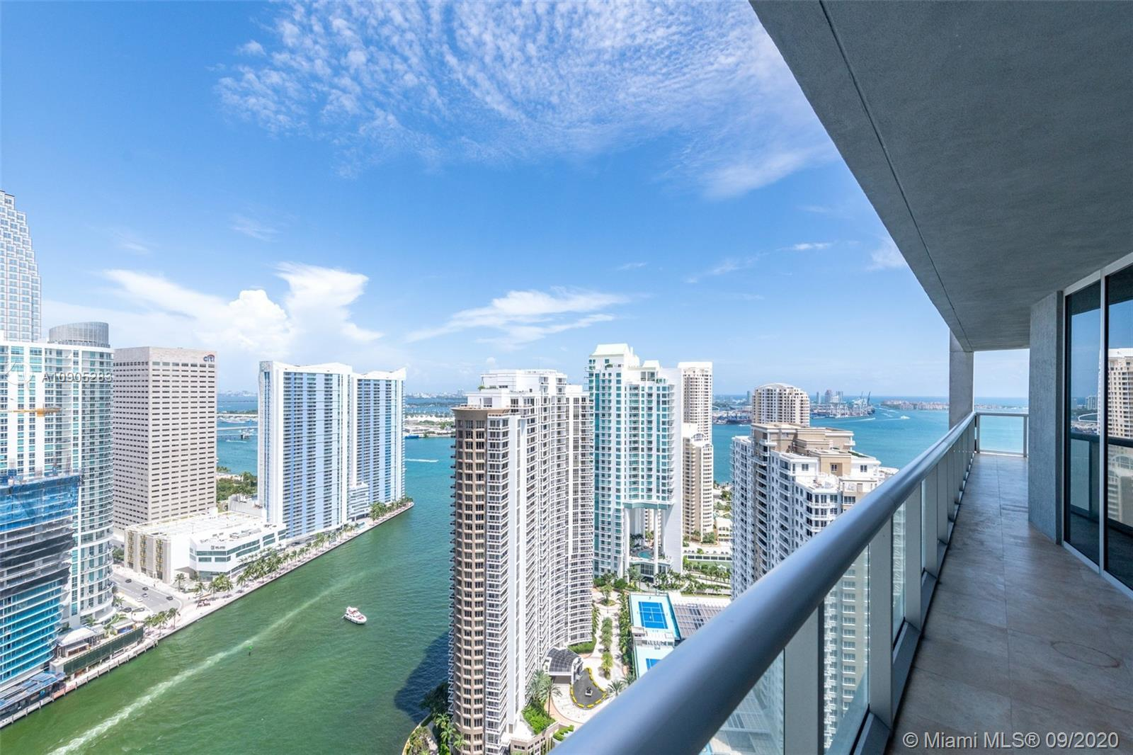 495  Brickell Ave #3802 For Sale A10905283, FL