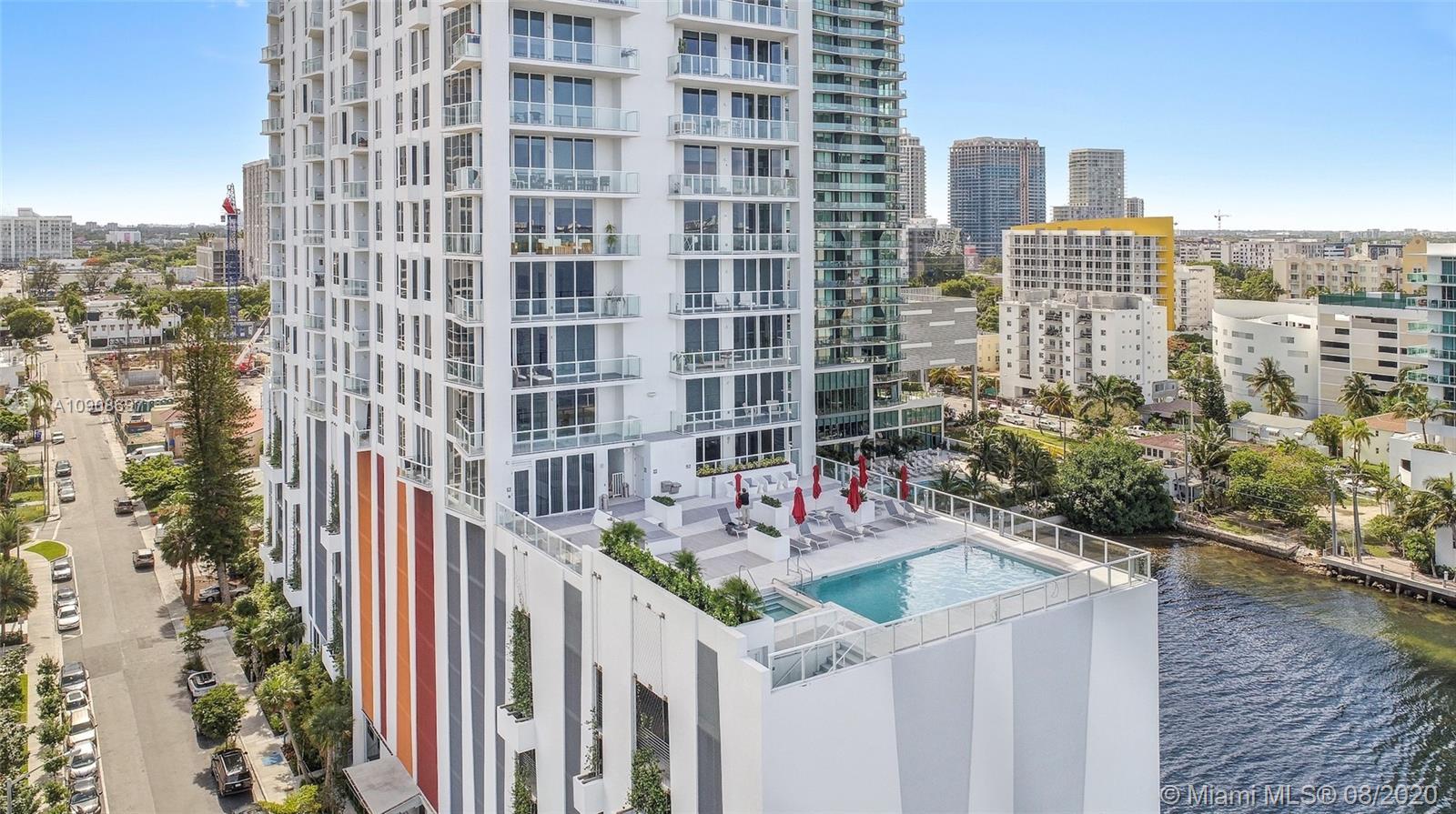601 NE 27 STREET #1405, Miami FL 33137
