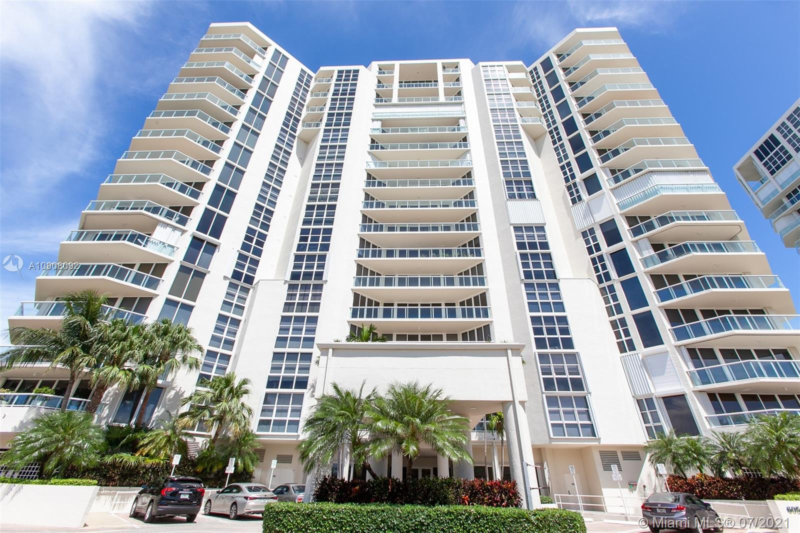6051 N Ocean Dr #1601 For Sale A10908092, FL