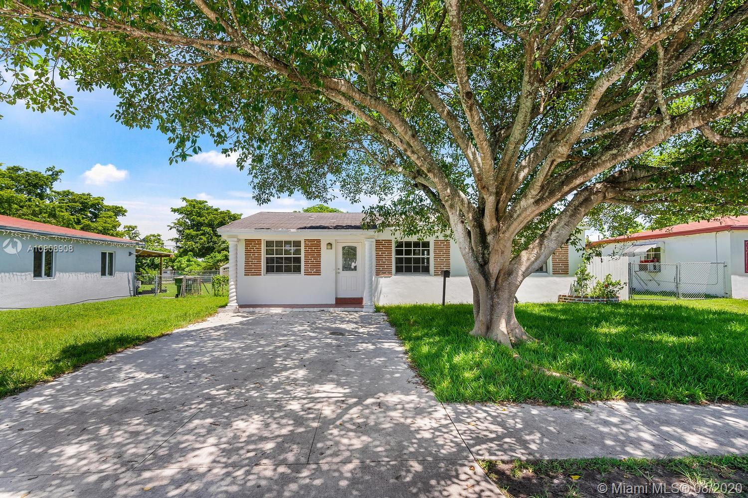 1215 NE 142nd St  For Sale A10908908, FL