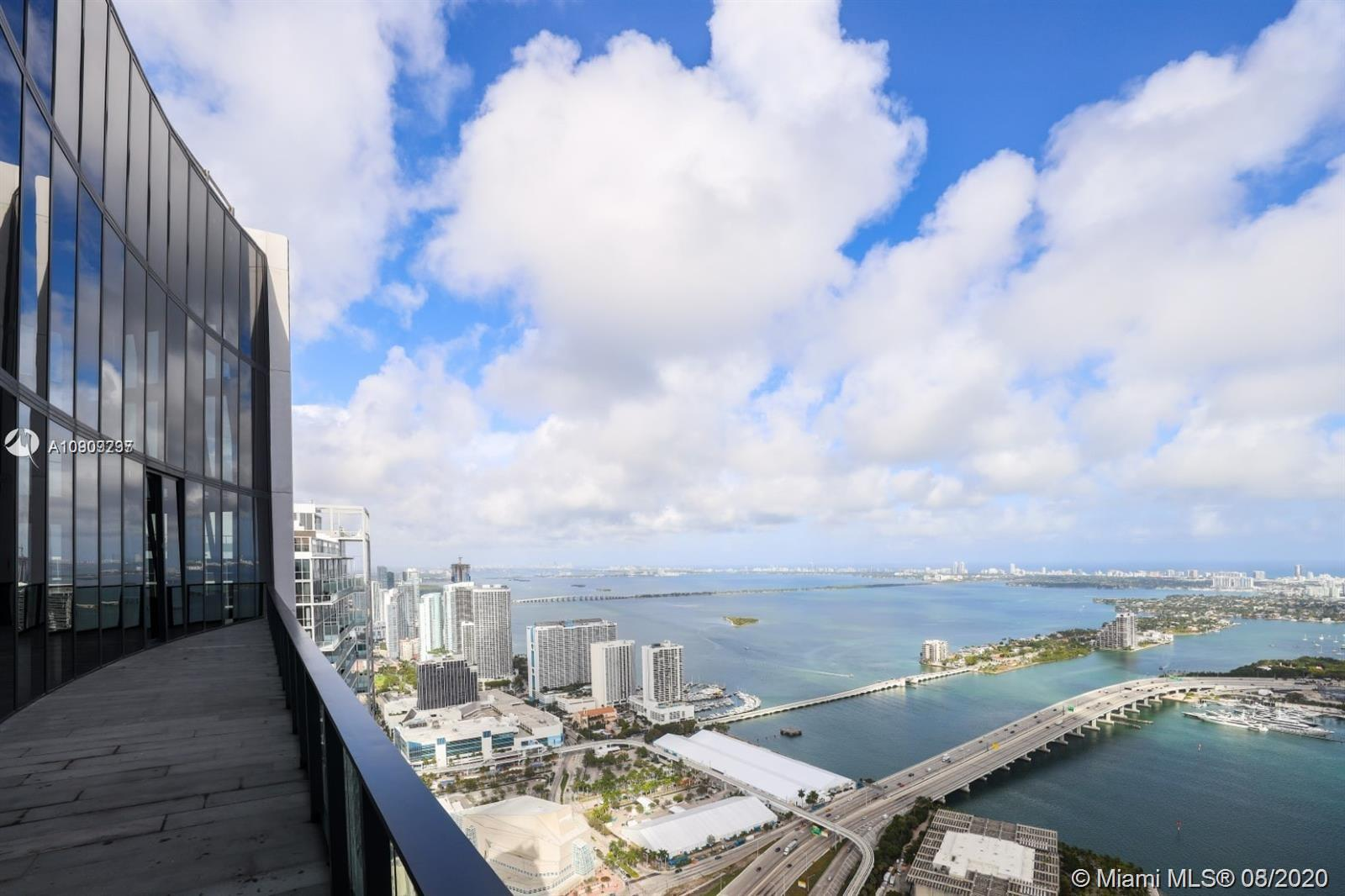 1000  Biscayne Blvd #1201 For Sale A10909237, FL
