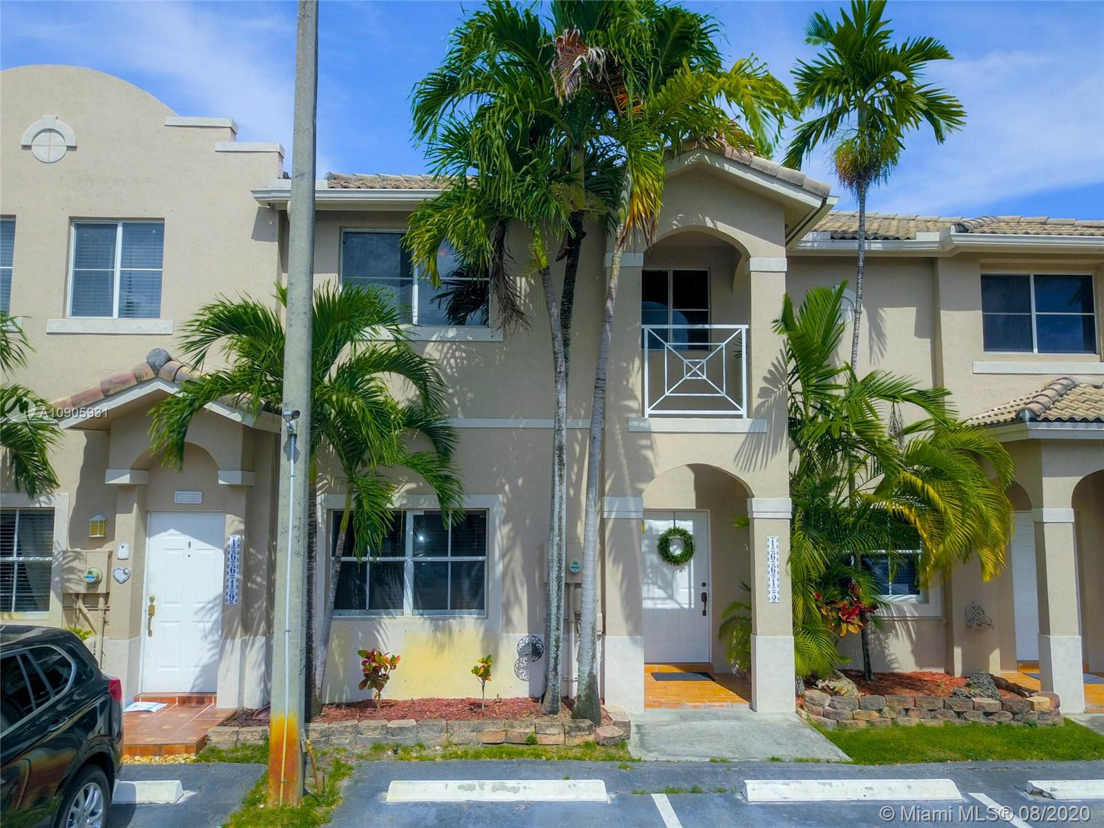 16615 NW 71st Ct #16615 For Sale A10905931, FL