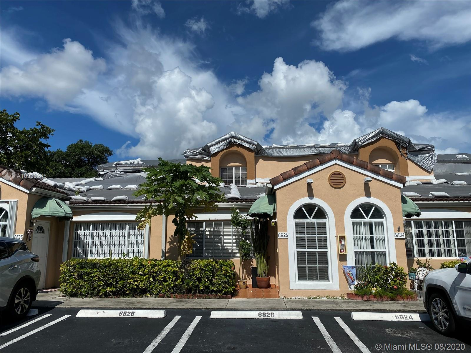 6826 NW 166th Ter #703 For Sale A10909245, FL