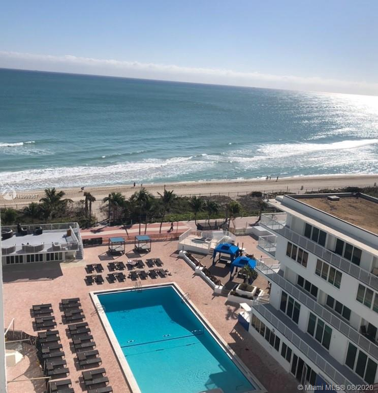 5401  Collins Ave #912 For Sale A10909367, FL