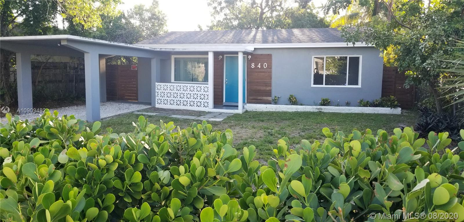840 NW 2nd Ave  For Sale A10909482, FL