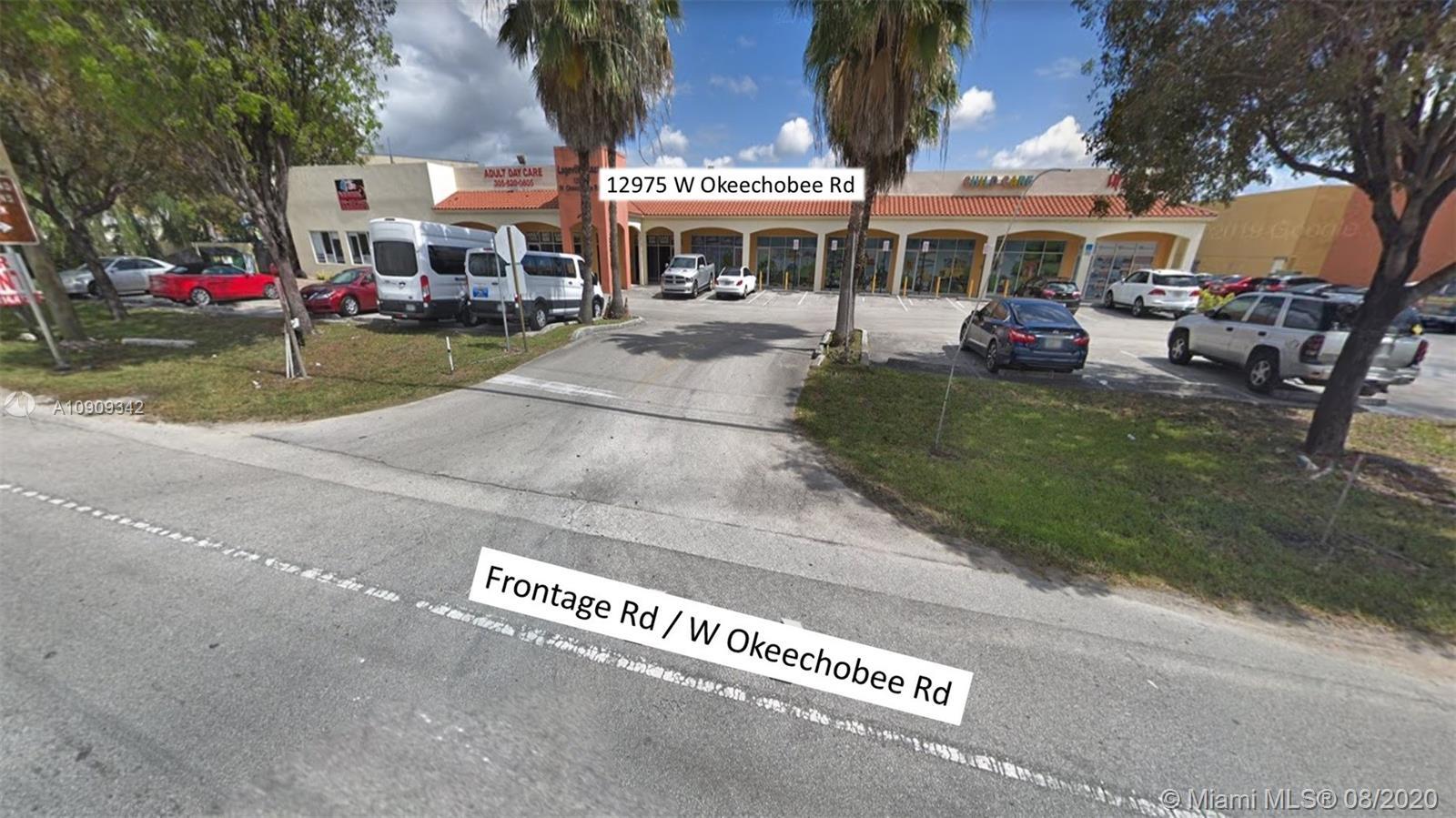 12975 W Okeechobee Rd #10 For Sale A10909342, FL