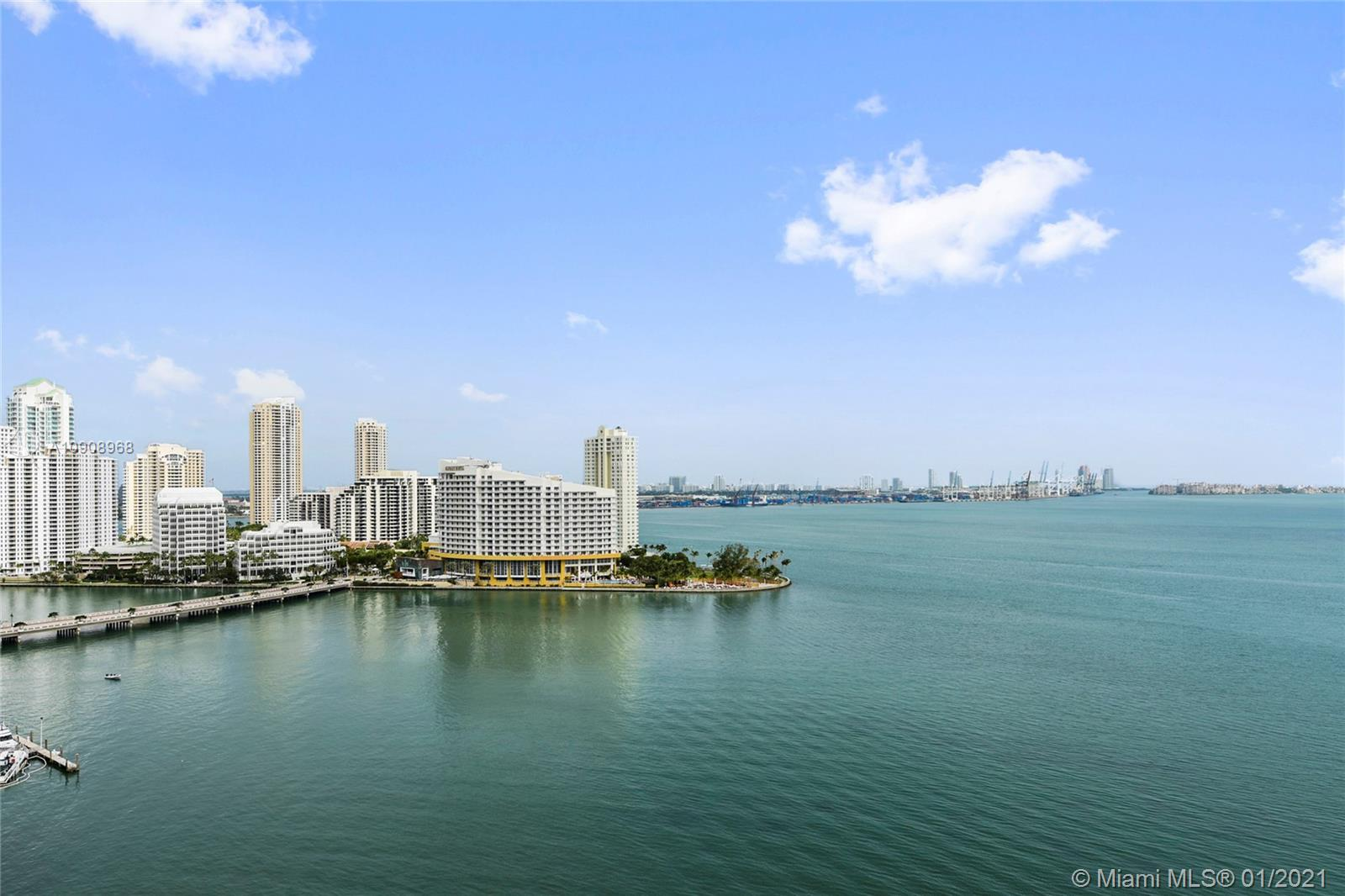 1155  Brickell Bay Dr #2008 For Sale A10908968, FL