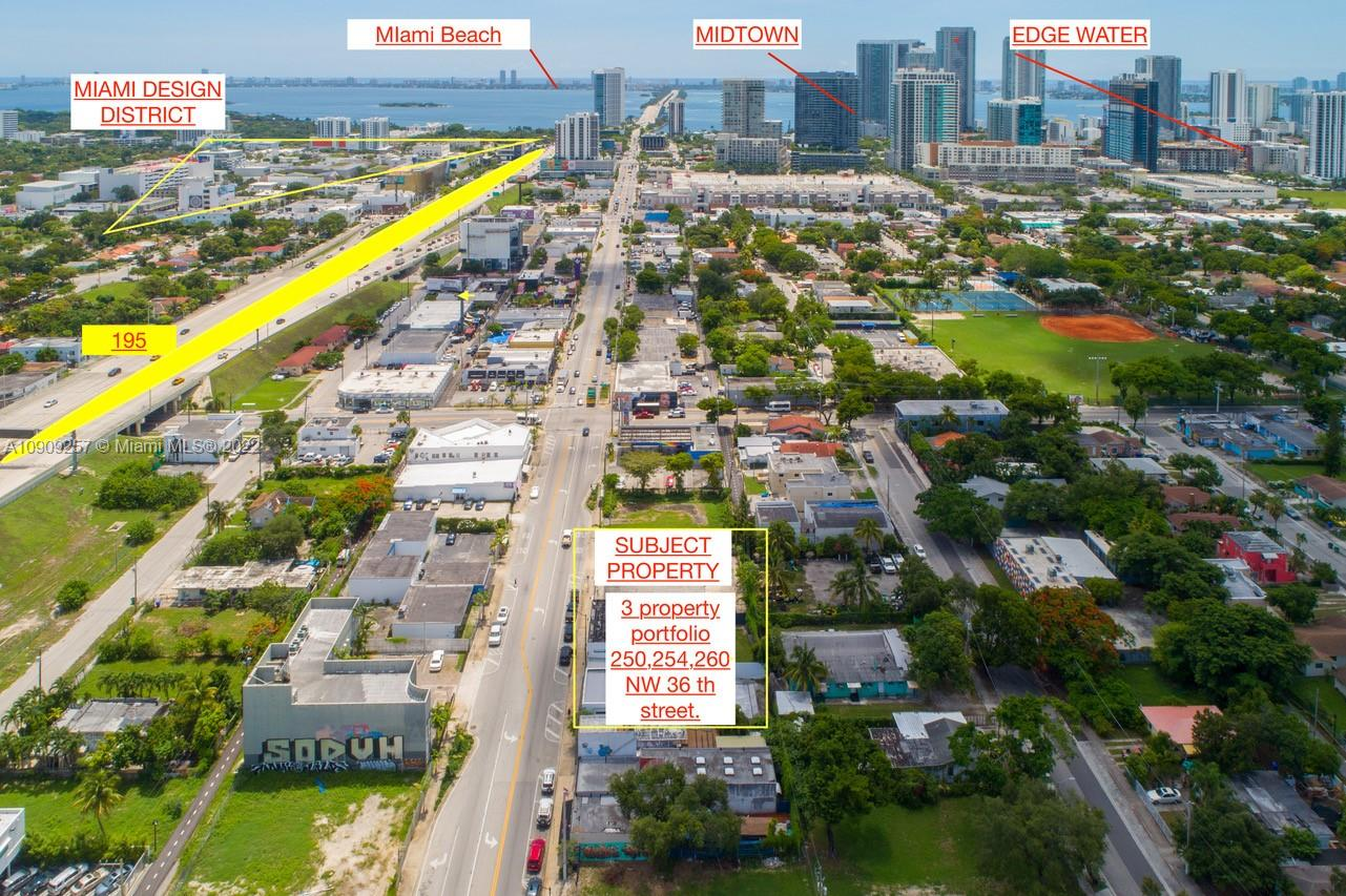 260 NW 36  For Sale A10909257, FL