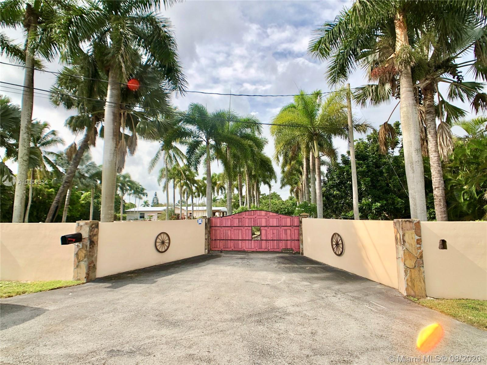 29900 SW 170th Ave  For Sale A10909334, FL