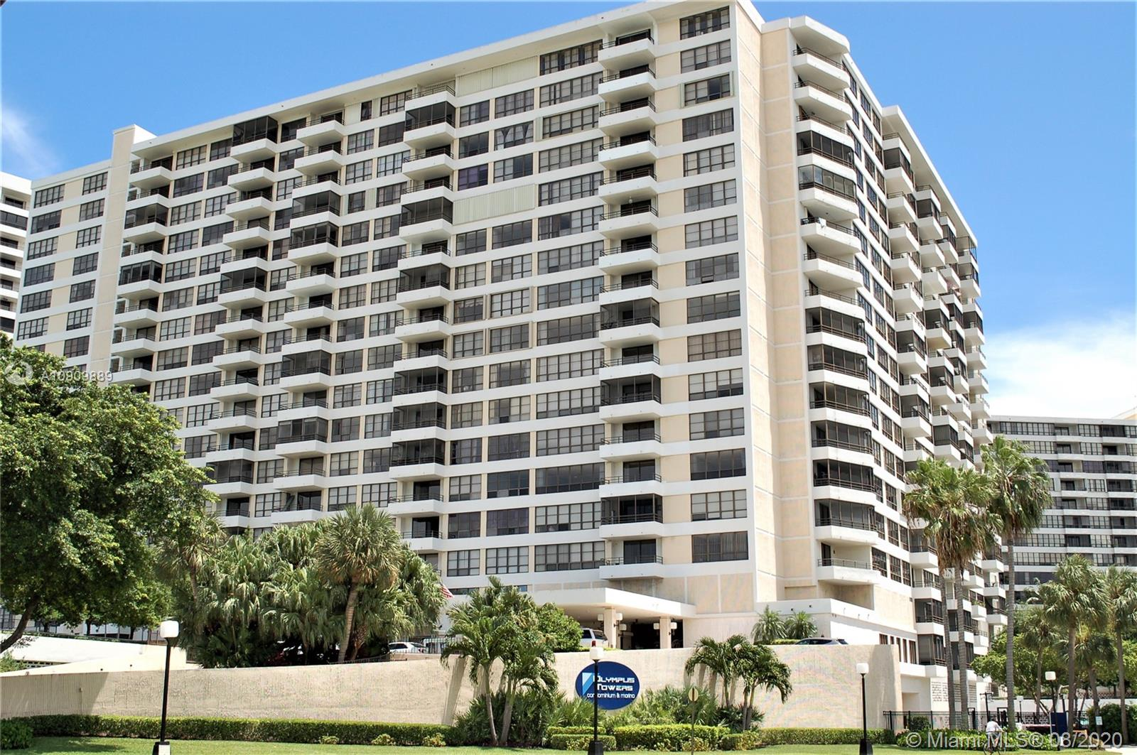 600 Three Islands Blvd #515, Hallandale Beach FL 33009
