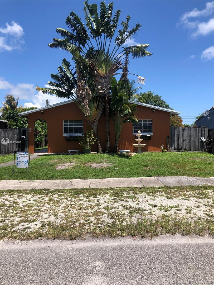 2431  Wilson St #2 For Sale A10909967, FL