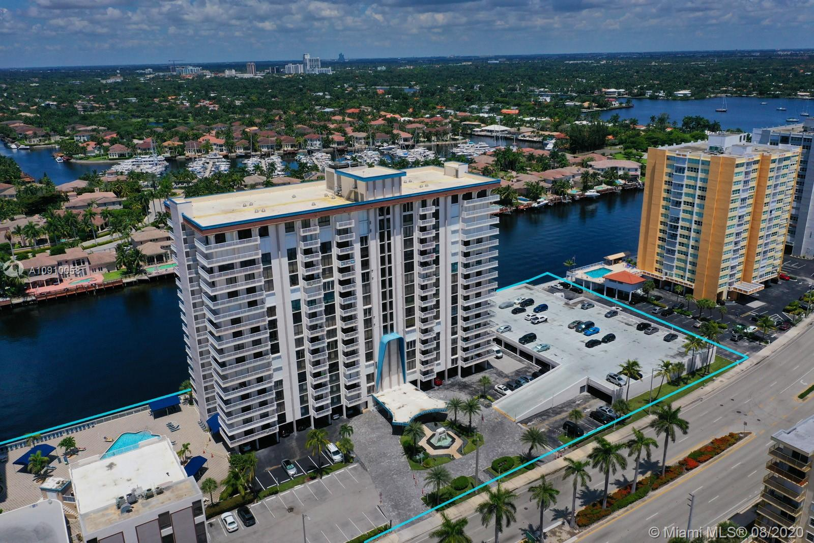 1500 S Ocean Dr #4K For Sale A10910058, FL