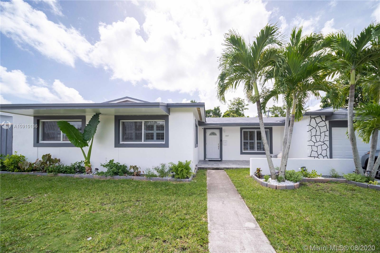 15813 Fairway Heights Blvd, Miami FL 33157