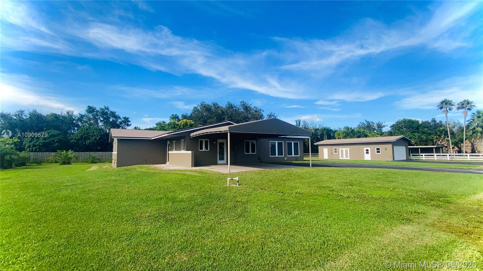 5450 SW 148th Ave  For Sale A10909529, FL