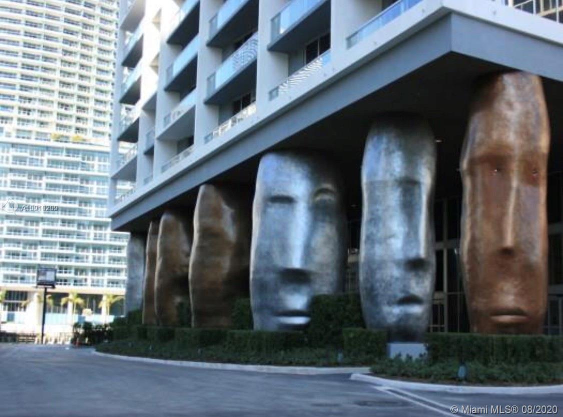 495 Brickell Ave #2811, Miami FL 33131