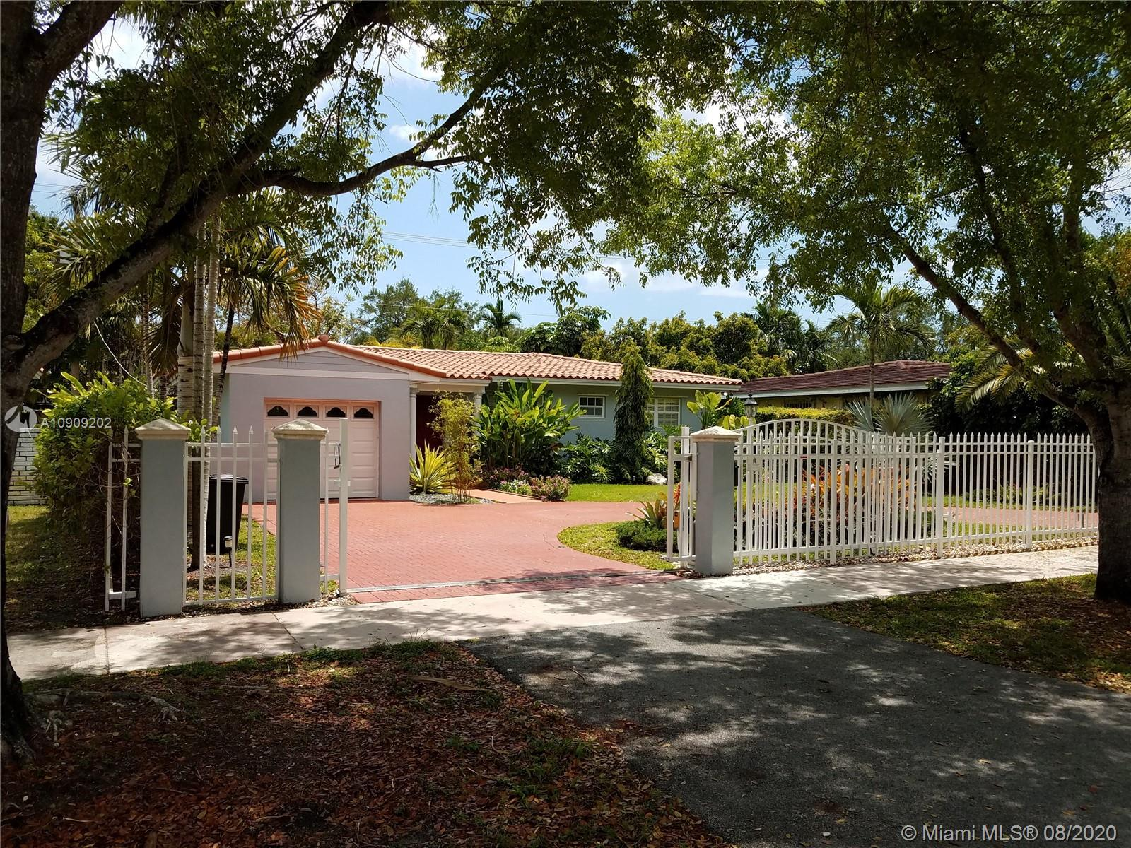 1401 Red Road, Coral Gables FL 33144