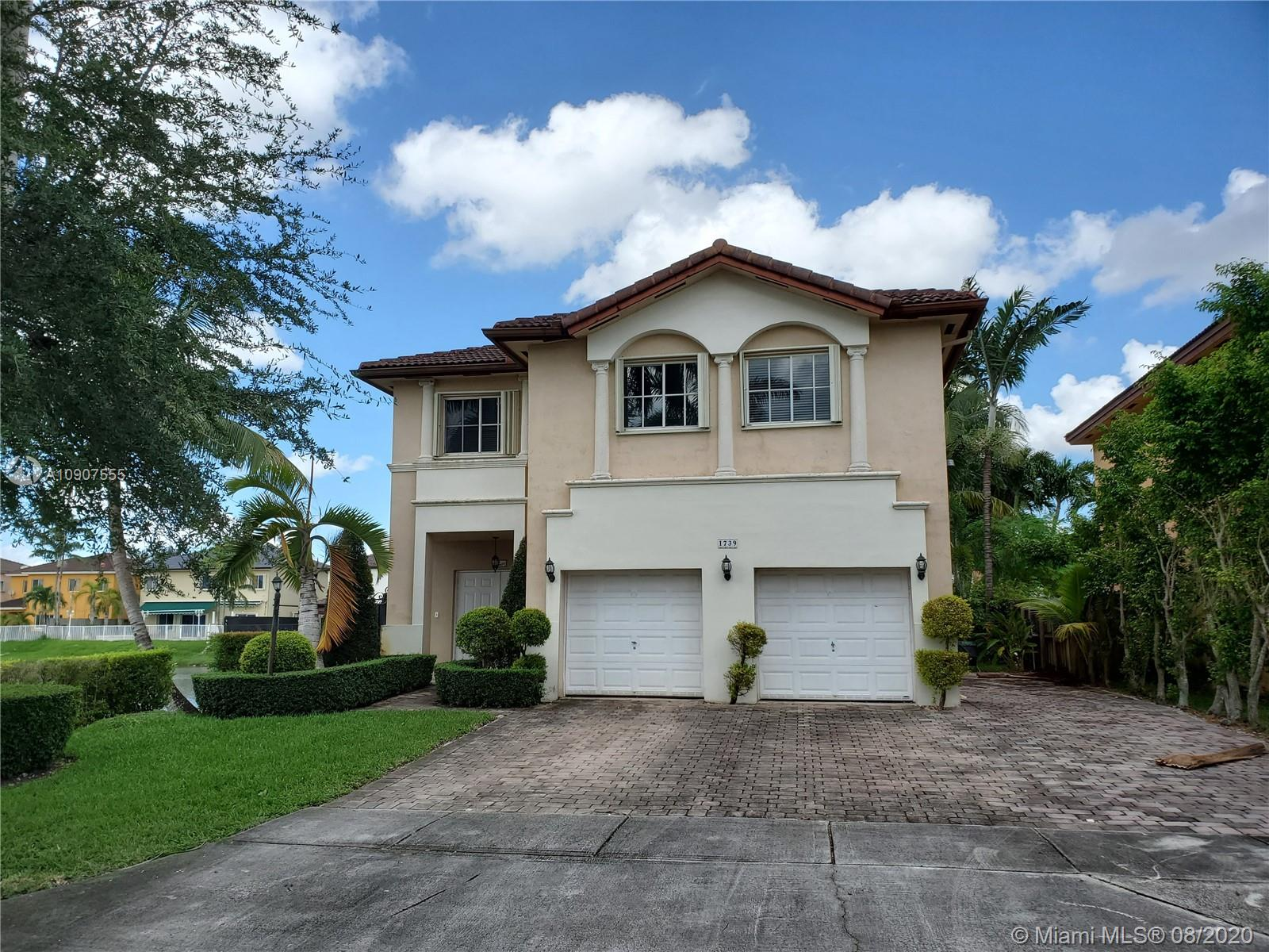 1739 SW 155th Pl, Miami FL 33185