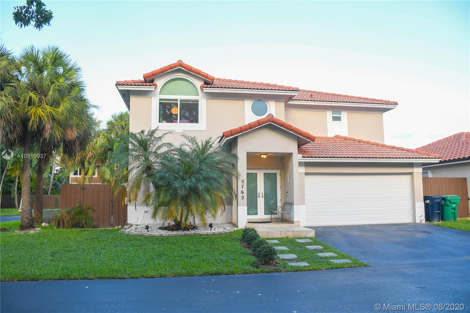 5763 NW 98th Ave  For Sale A10910037, FL