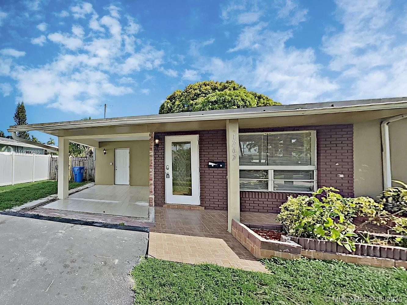 Charming 3 Bedroom 1.5 Bathroom home with fenced in yard. The property features separate living, dining, family & office area, updated kitchen with snack bar, updated bathrooms, tile & vinyl floors throughout, large bedrooms, laundry room & carport. Nice, clean, priced to sell & easy to show.