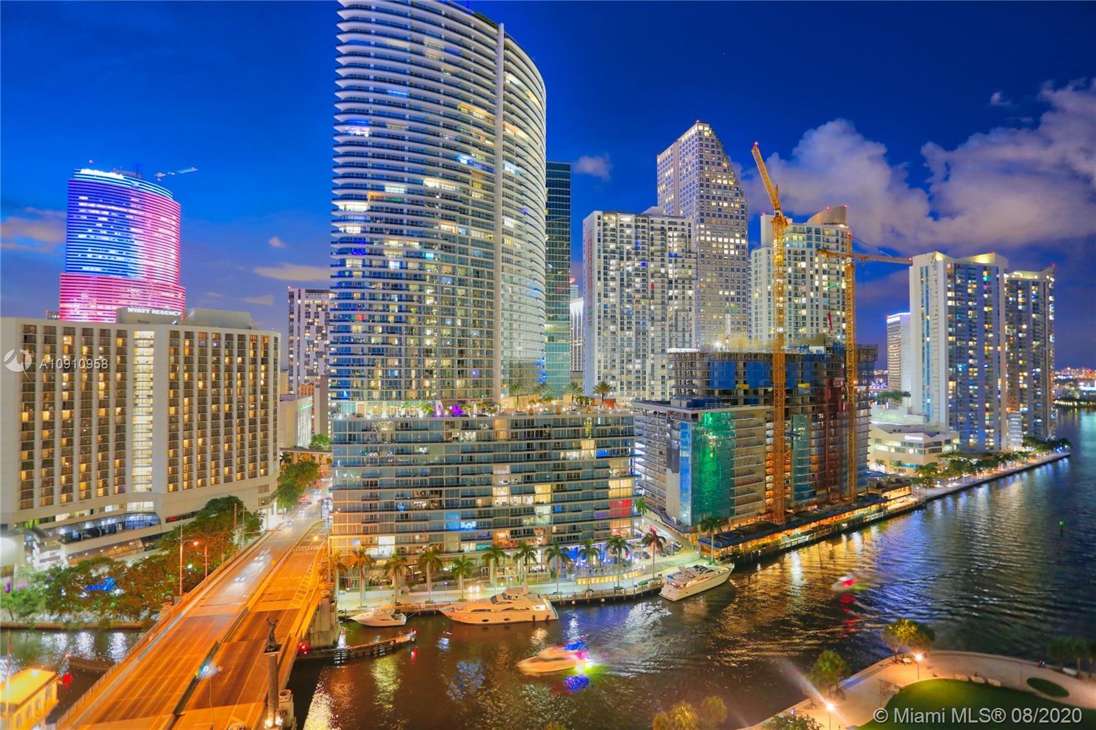 485 Brickell Ave #2003, Miami FL 33131