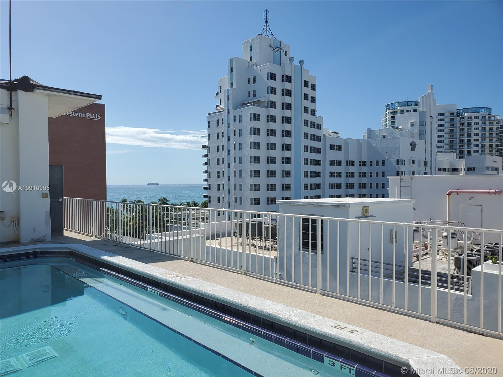 4122  Collins Ave #6B For Sale A10910995, FL