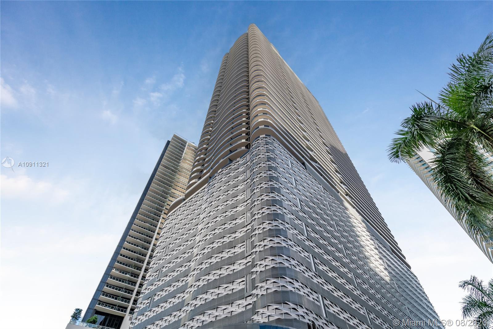 1000 Brickell Plaza #3504, Miami FL 33131