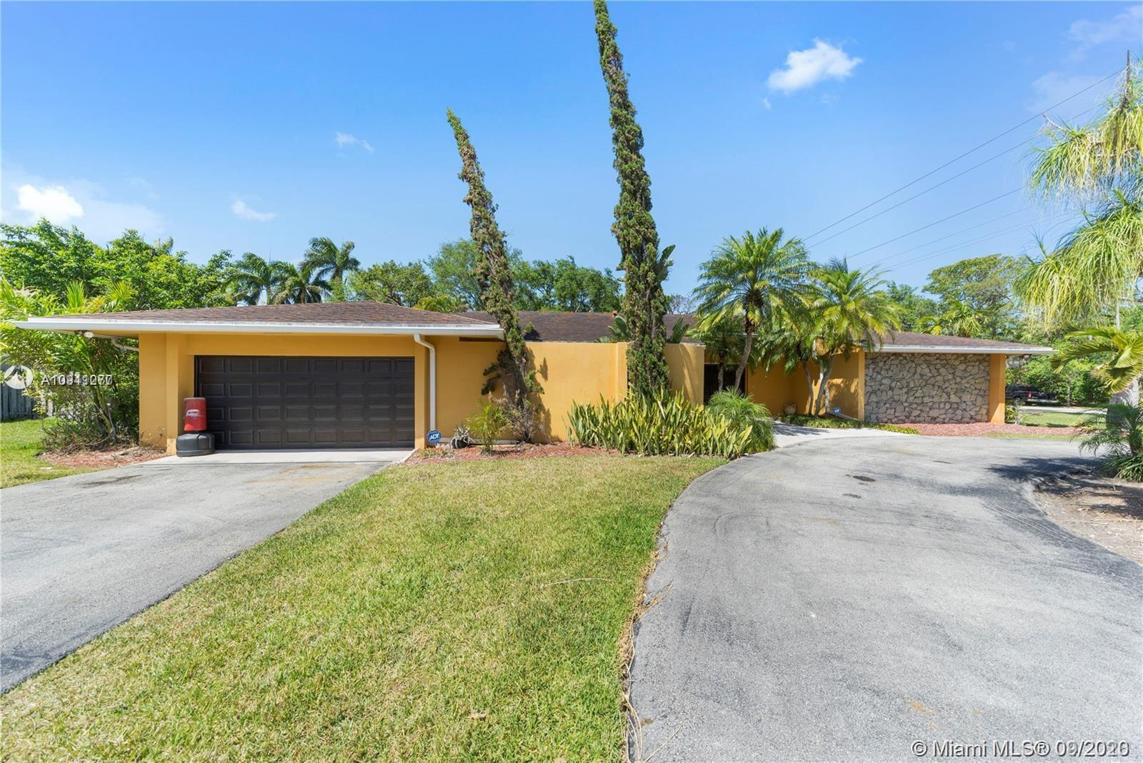 8201 SW 183rd St  For Sale A10911277, FL
