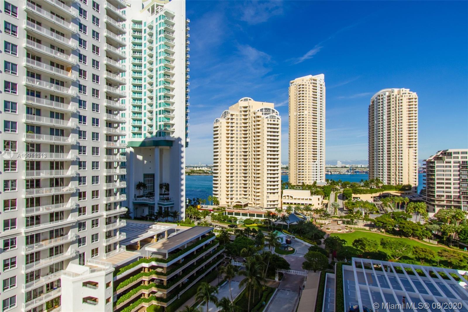 701 Brickell Key Blvd #1505, Miami FL 33131