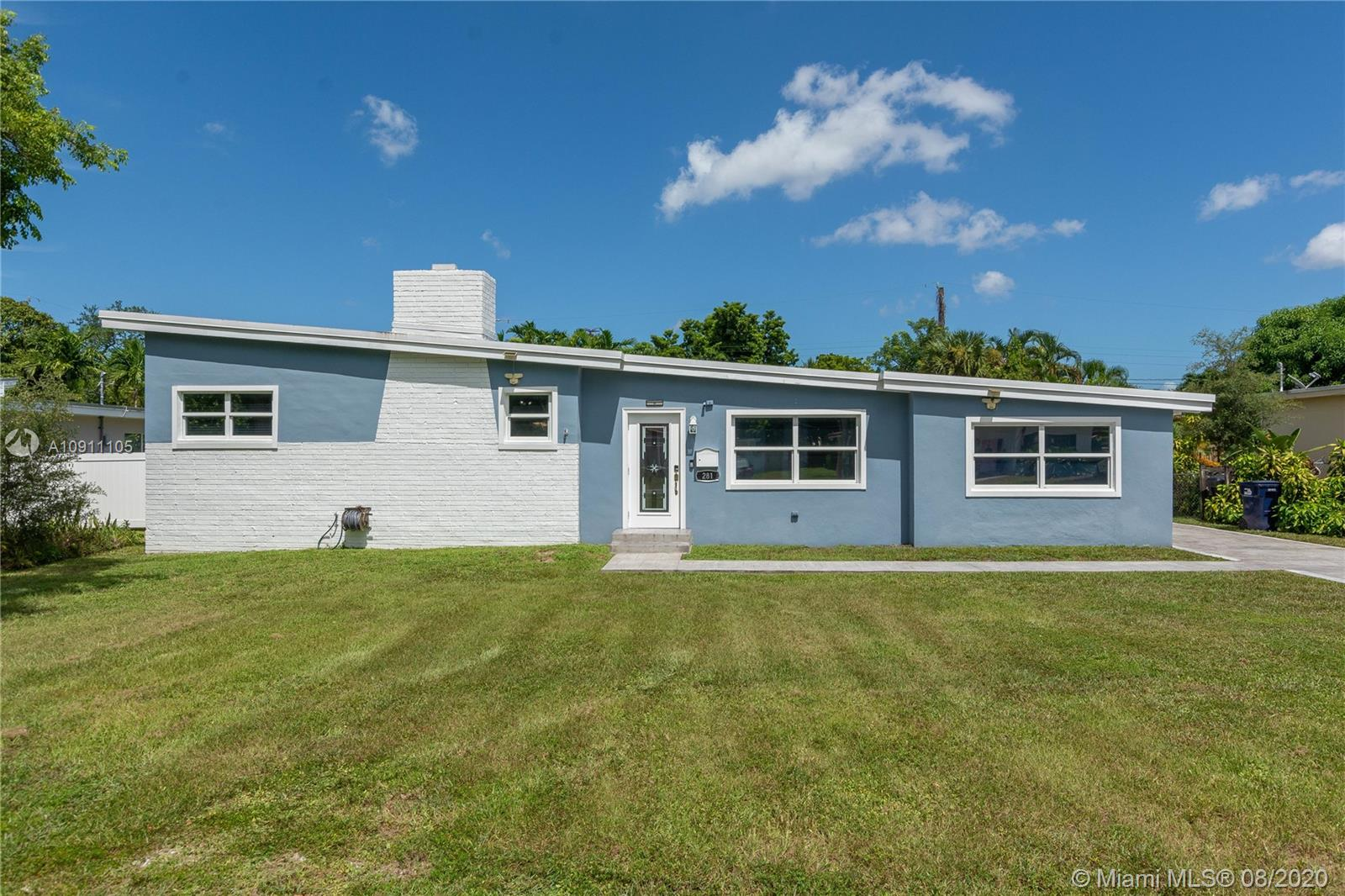 281 Iroquois St, Miami Springs FL 33166