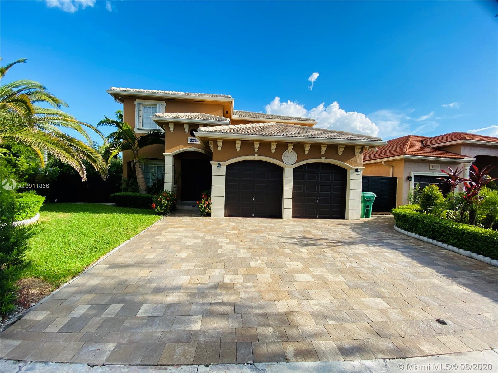 8704 NW 147th Ln  For Sale A10911866, FL