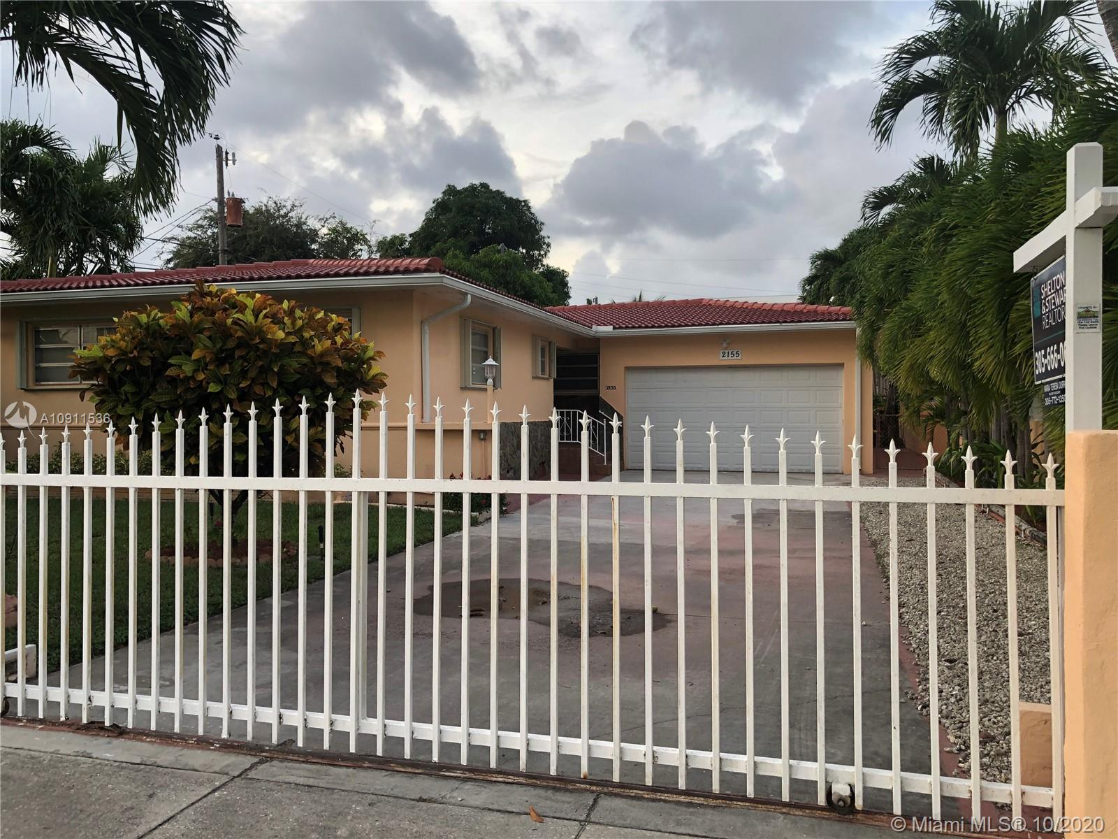 2155 SW 11th St  For Sale A10911536, FL