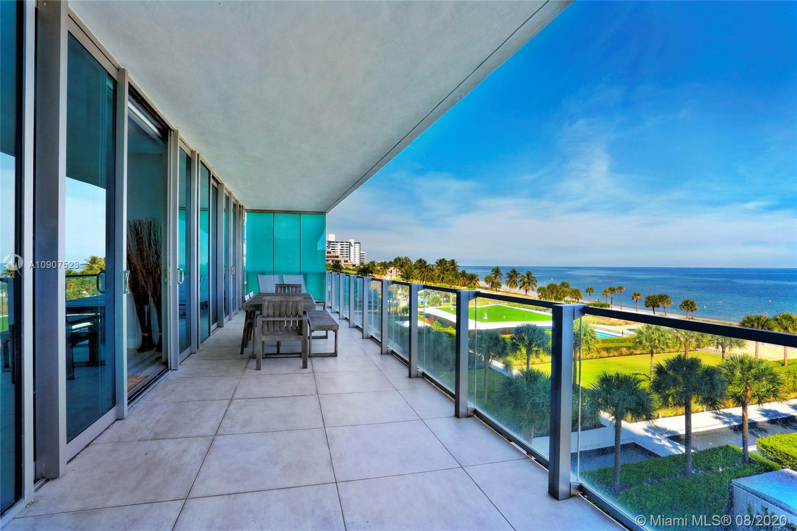 360  Ocean Drive #504S For Sale A10907523, FL