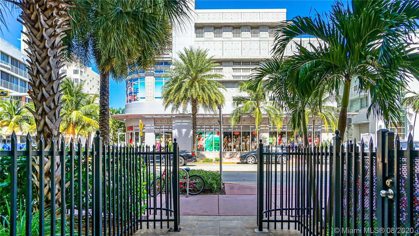 1150  Collins Ave #403 For Sale A10911916, FL