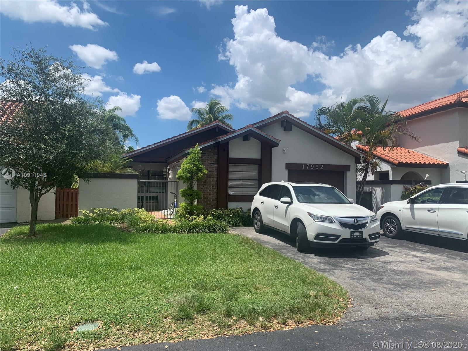 17952 NW 63rd Ct  For Sale A10911943, FL