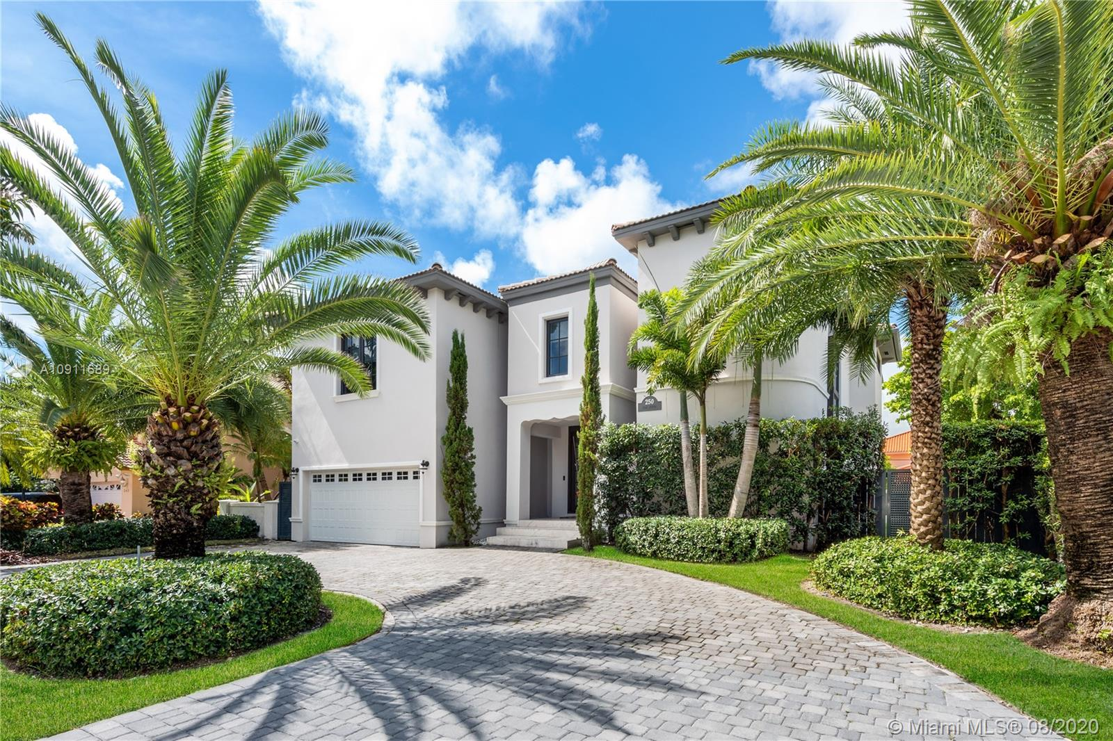 250  Palm Ave  For Sale A10911689, FL