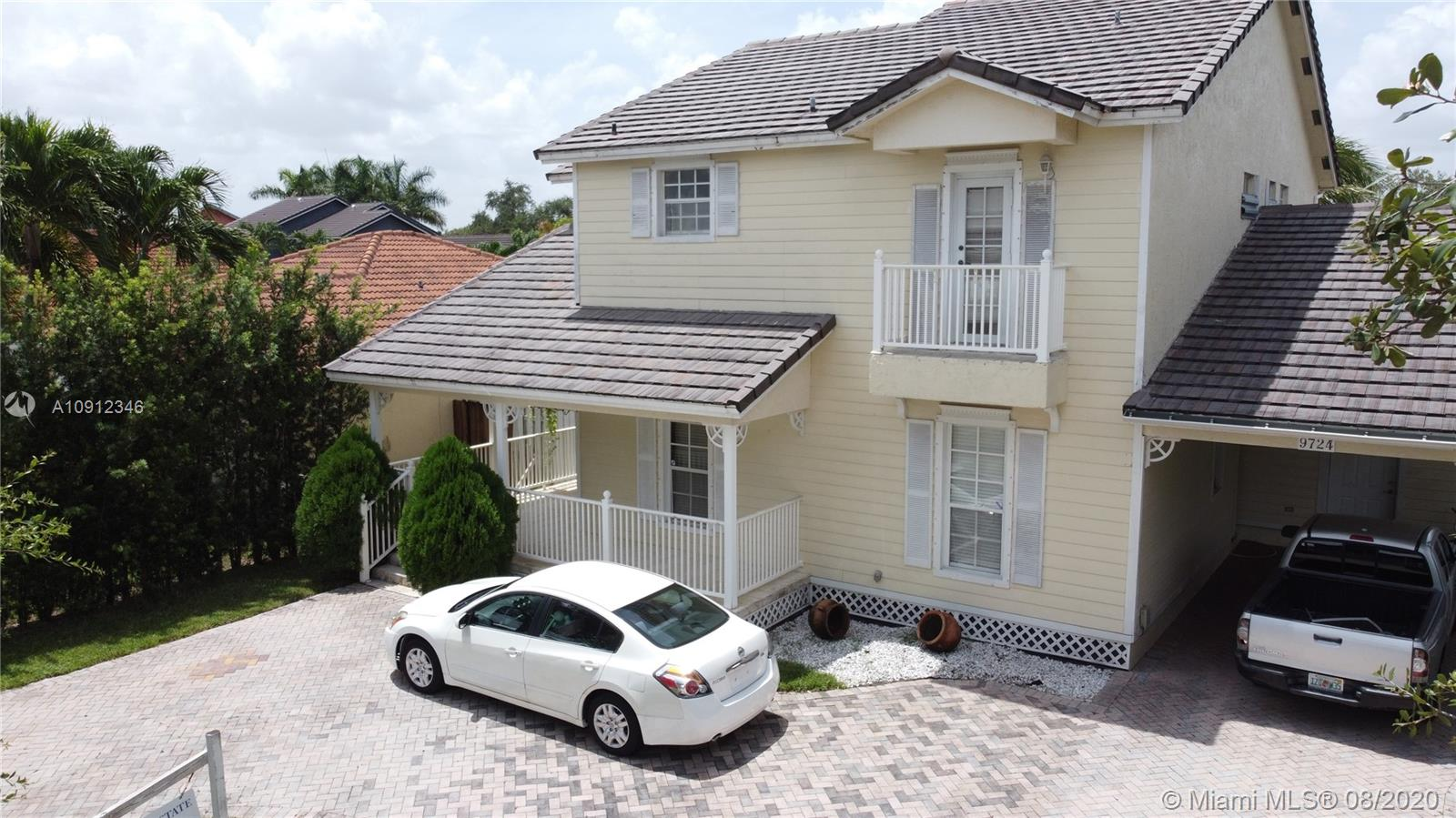 9724 SW 161st Ave  For Sale A10912346, FL