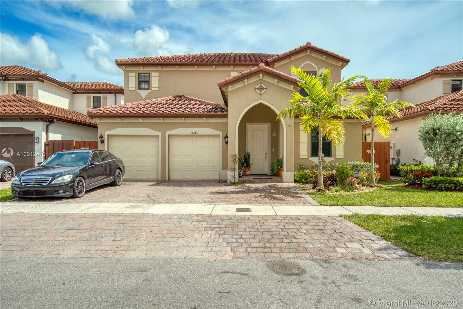 15390 SW 173rd St  For Sale A10912470, FL