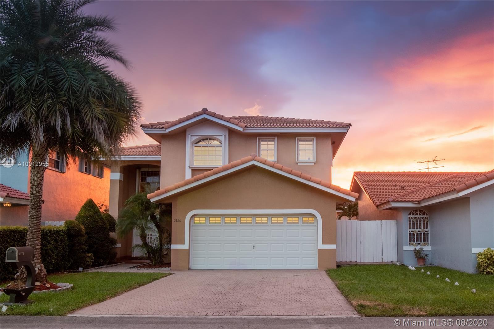 2126 SW 103rd Pl, Miami FL 33165