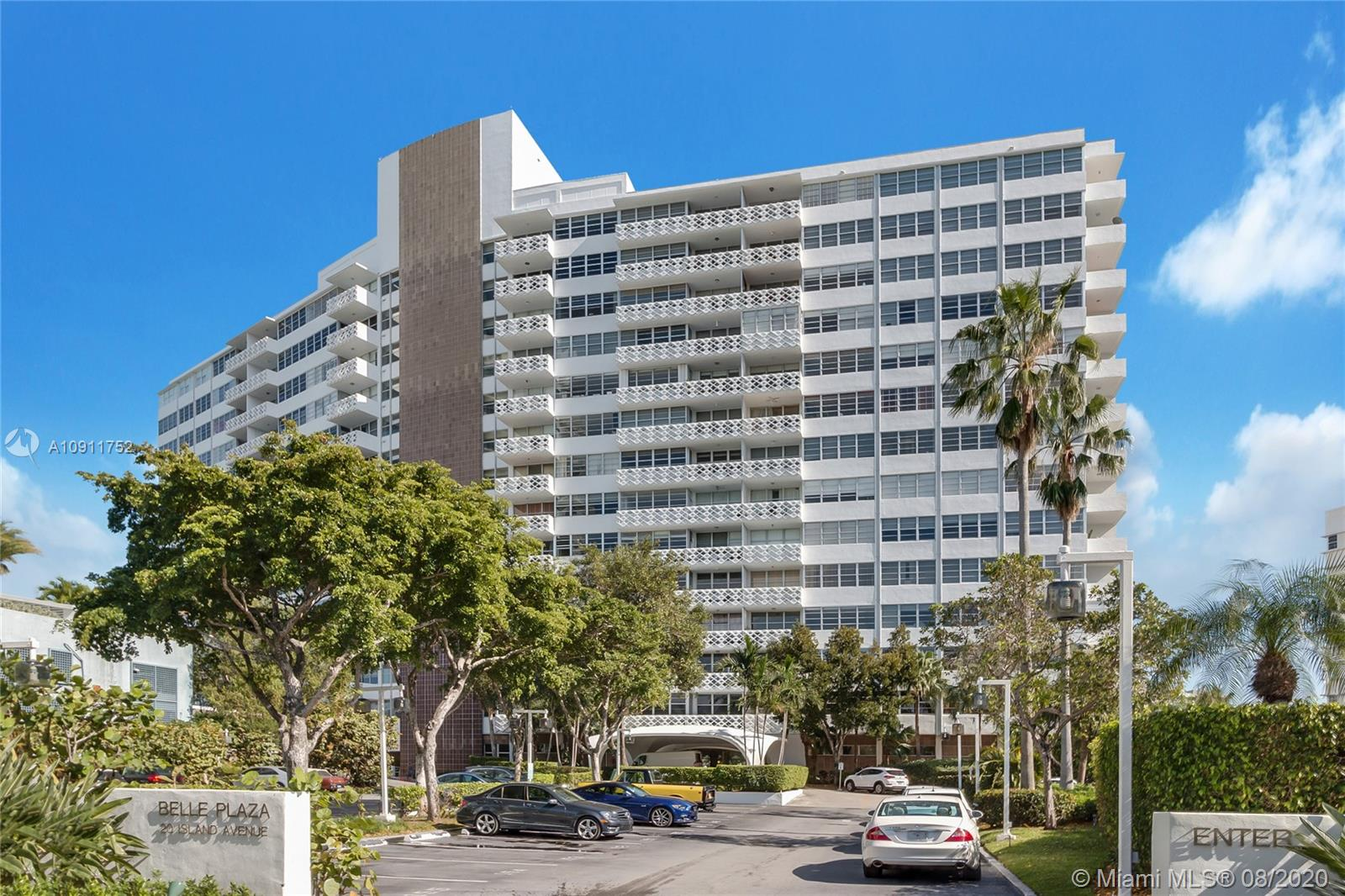 20  Island Ave #1402 For Sale A10911752, FL