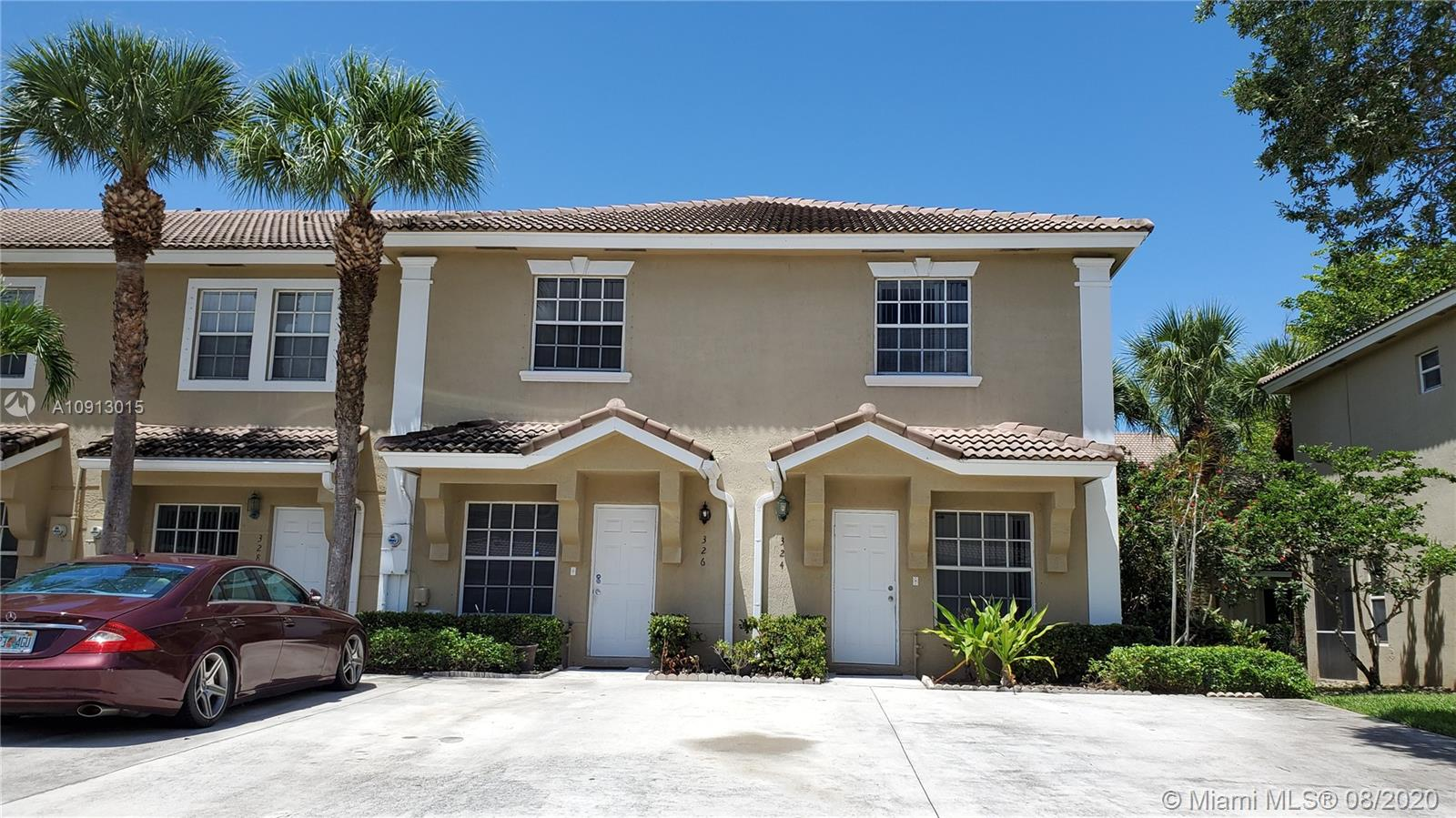 324 SW 120th Ave #324 For Sale A10913015, FL